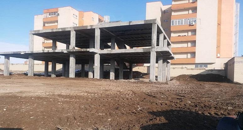 شروع عملیات اجرایی پروژه مرکز سلامت سهند شهرستان مراغه